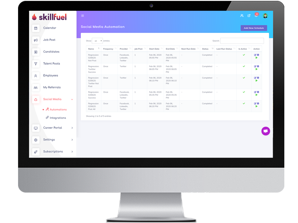 skillfuel-social-media-dashboard