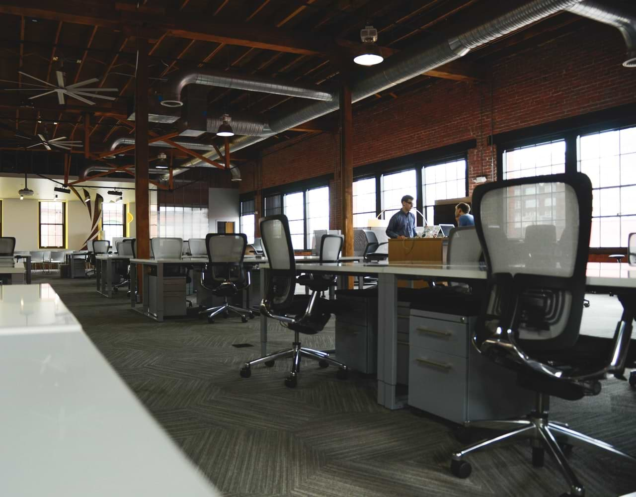 startup company recruitment office