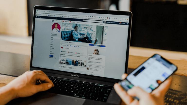 Recruiting People through Facebook